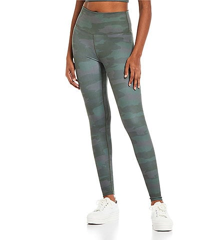 GB Camouflage High Waisted Leggings