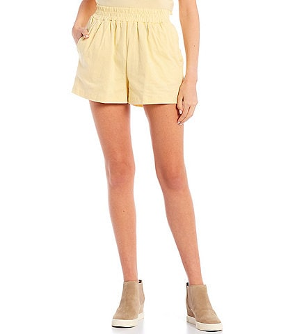 GB Coordinating Cotton Pull-On Shorts