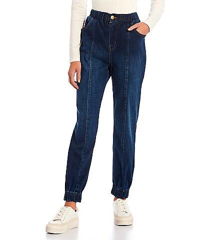 GB Denim Jogger Pants