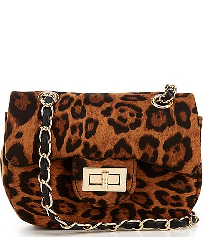 GB GB Girls Leopard Handbag