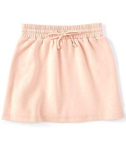 GB Girls Big Girls 7-16 Fleece-Lined Knit Skirt