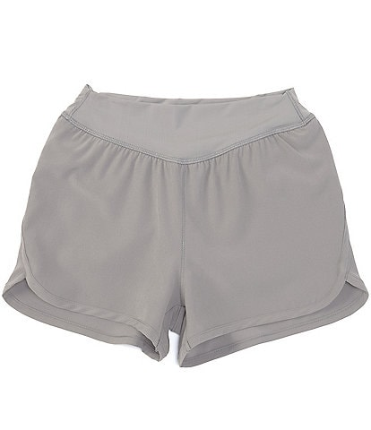 GB Girls Active Big Girls 7-16 Runners Knit Shorts