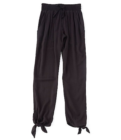 GB Girls Big Girls 7-16 Tie Ankle Jogger Pants