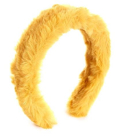 GB Girls Faux Fur Headband