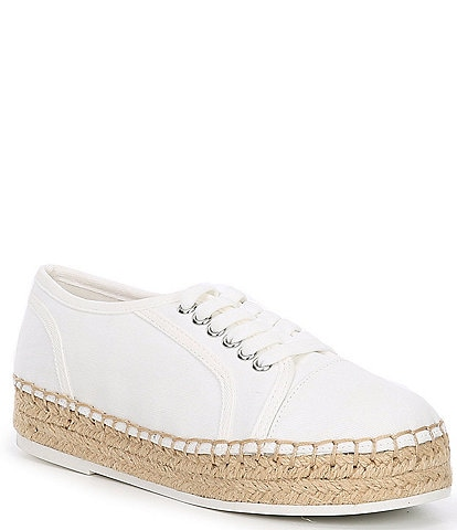 GB Girls' Flora-Girl Canvas Espadrille Sneakers (Youth)