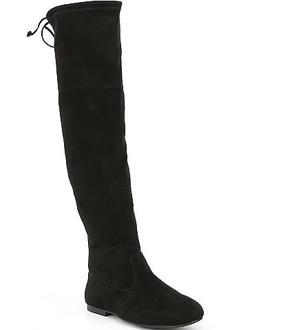 GB Girls Fremaux-Girl Stretch Over the Knee Boots