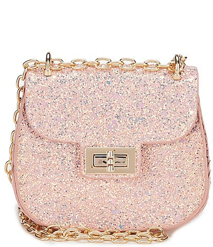 GB Girls Glitter Crossbody Bag