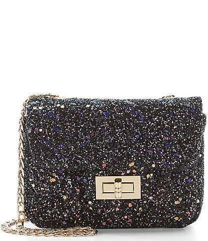 GB Girls Glitter Crossbody Handbag