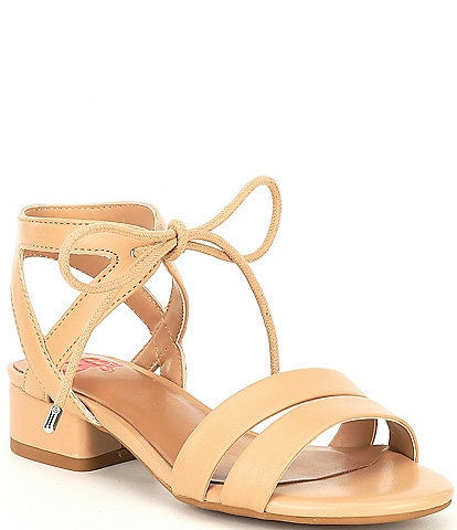 GB Girls' Lexey Dress Leather Sandals Toddler