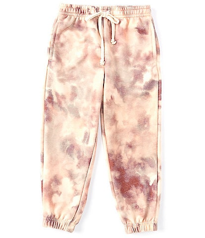 GB Girl's Little Girls 2T-6X Active Printed Tie Dye Joggers