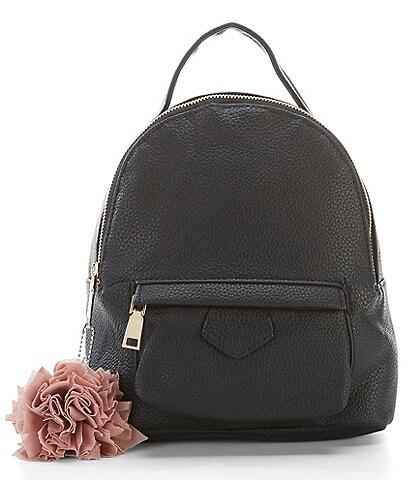 GB Girls Pom-Pom Backpack