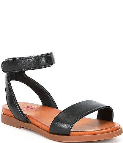 GB Girls Sunny-Girl Two-Piece Flat Sandals (Toddler)