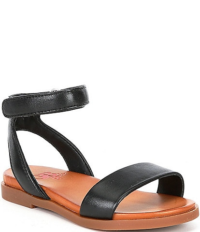 GB Girls Sunny-Girl Two-Piece Flat Sandals (Youth)