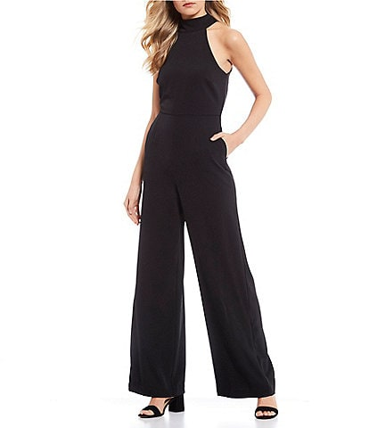 GB Halter Neck Jumpsuit