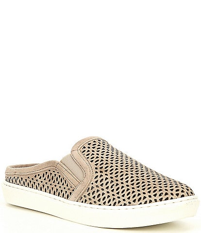 GB Kant-Lose Perforated Slip-On Sneakers