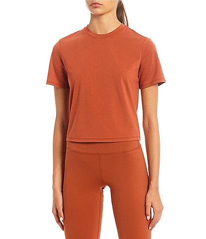 GB Knit Coordinating Short Sleeve Tee