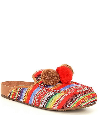GB Pomm-Pomm Multi Slipper Mules
