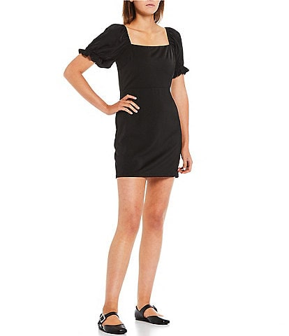 GB Puff Sleeve Dress