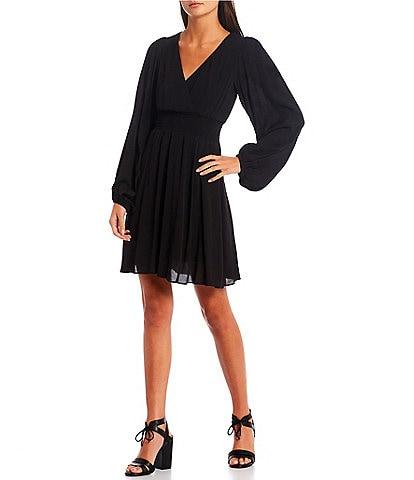 GB Smocked Waist Dress