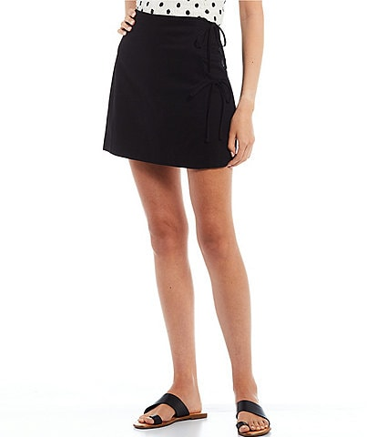GB Wrap Front Skirt