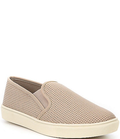 GB You-Win Perforated Slip On Sneakers