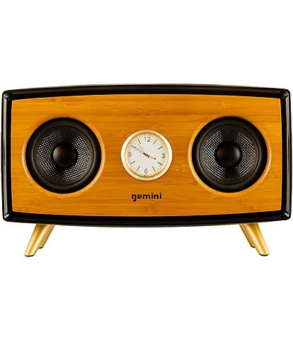 gemini Portable Bluetooth Speaker