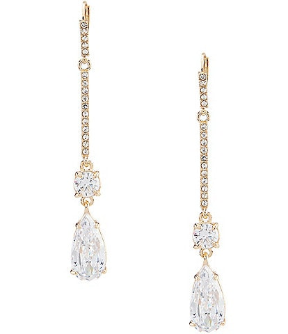 Gemma Layne Linear Tear Drop Earrings