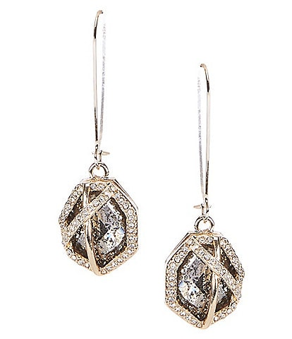 Gemma Layne Wrap Drop Earrings
