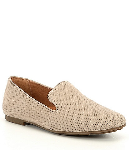 Gentle Souls Eugene Suede Loafers