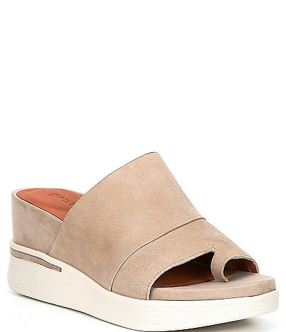 Gentle Souls Gisele 65 Sporty Wedge Slides