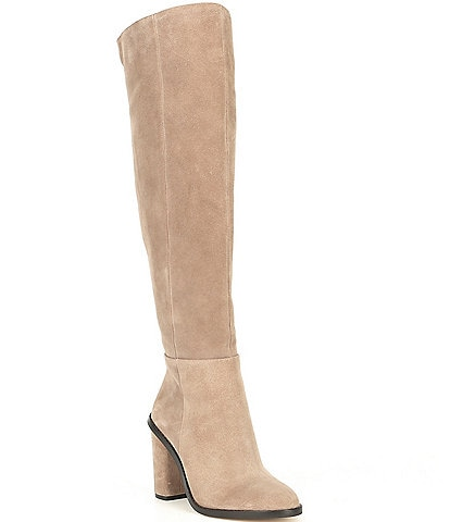Gianni Bini Barrine Slim Calf Over-the-Knee Boots