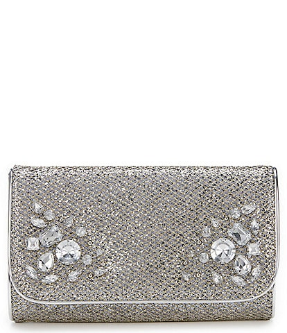 Gianni Bini Embelished Glitter Bag