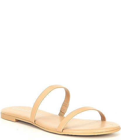 Gianni Bini Kaydie Double Band Slides