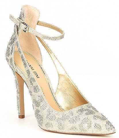 Gianni Bini LulaaTwo Cut-Out Dress Pumps