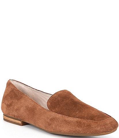Gianni Bini Macen Suede Flat Loafers