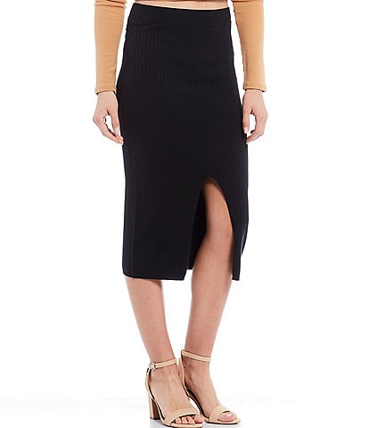 Gianni Bini Madi Sweater Midi Skirt