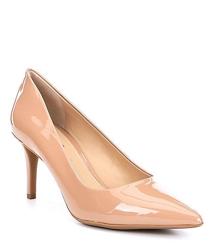 b85925b4a349 Gianni Bini Metilda Patent Leather Pointy Toe Pumps