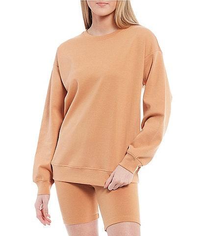 Gianni Bini Nikki Oversized Sweatshirt