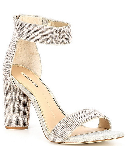 ec4cb8955620 Gianni Bini Ronilynn Bling Sandals
