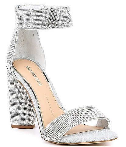 a8ec66312 Gianni Bini Ronilynn Bling Sandals