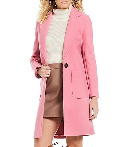 Gianni Bini Sammy Button Front Jacket