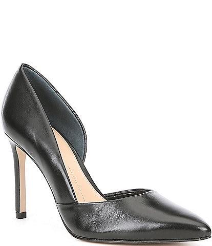 Gianni Bini Venicia Leather d'Orsay Pumps