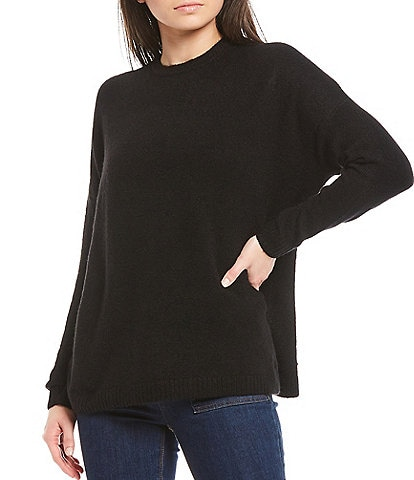 Gibson & Latimer Easy Round Neck Sweater