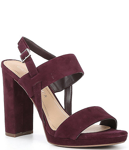 Gibson & Latimer Emmy Block Heel Sandals