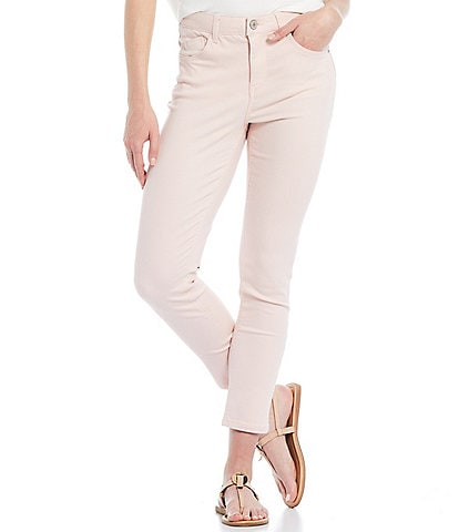 Gibson & Latimer Perfect Fit Ankle Skinny Twill Pants