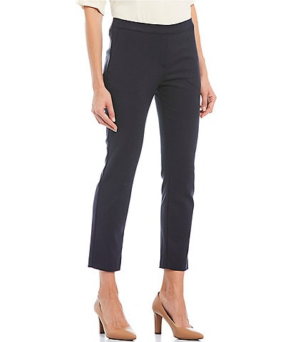 Gibson & Latimer Alexa High Rise Slim Ankle Pull-On Pant