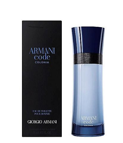 Giorgio Armani Code Colonia Eau de Toilette Spray