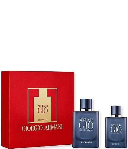 Giorgio Armani ARMANI beauty Acqua di Gio Profondo Eau de Parfum 2 Piece Gift Set