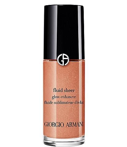Giorgio Armani ARMANI beauty Fluid Sheer Glow Enhancer Highlighter Makeup