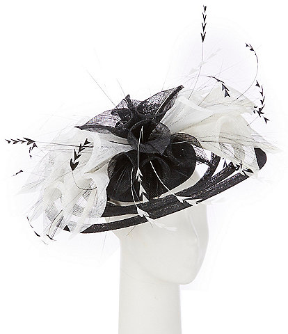 Giovannio by Emma B Couture Fascinator